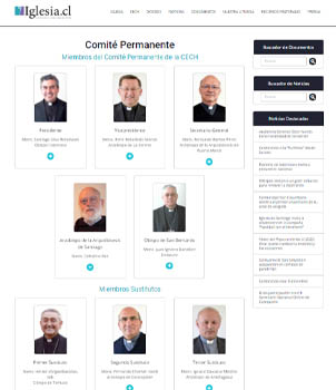 Declaración del Comité Permanente de la CECh