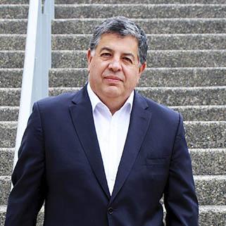 Visita del Presidente de las Fundaciones Educacionales La Asunción y Cristo Rey.