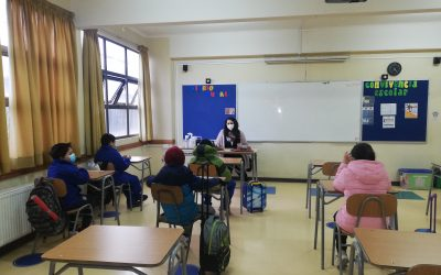 Instituto comienza clases en modalidad Híbrida.
